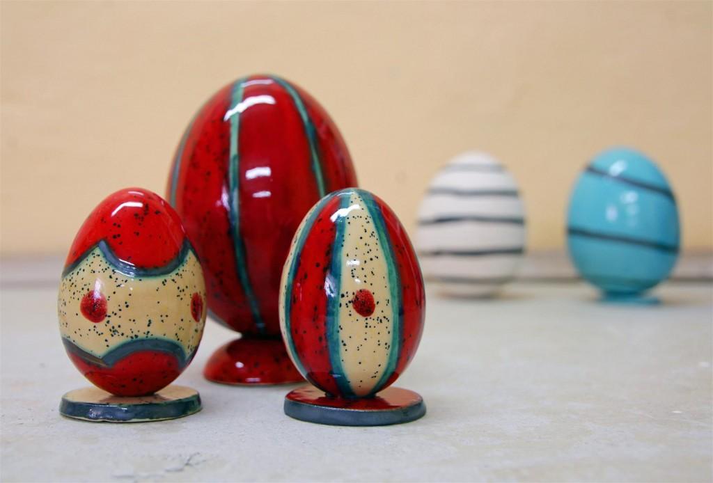 keramični pirhi