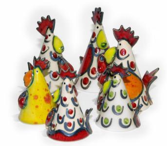 petelinčki (zvončki)